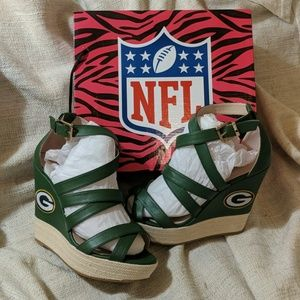 Green Bay Packers -NFL- wedges